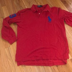 Men's Ralph Lauren (L) Polo Shirt
